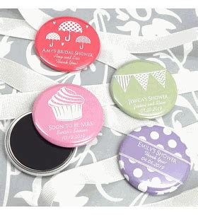 Wedding Favors Magnets by Personalized Silhouette Wedding Magnet Favors