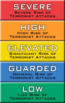 terror threat level colors 10 reasons why homeland security replaced the color coded