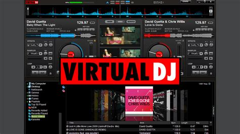 console dj virtuale dj t 233 l 233 charger