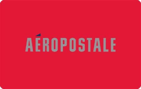 Aeropostale Gift Card Walgreens - aeropostale gift card 50 for only 40