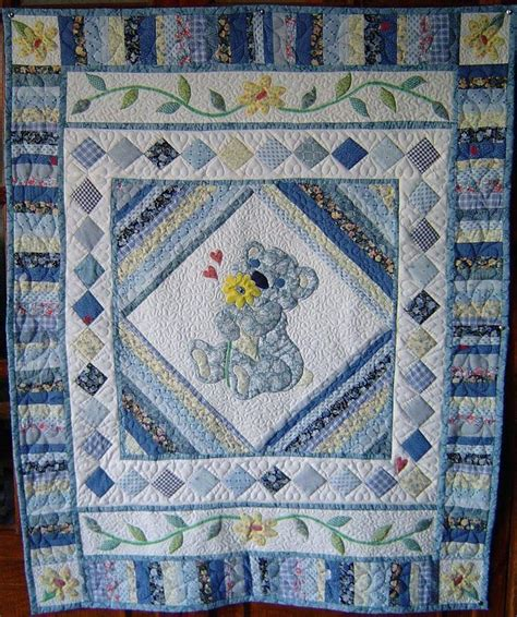 Patchwork Quilts For Children - boy quilts co nnect me
