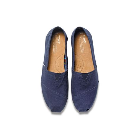 toms shoe sizing authentic toms shoes new classic canvas slip ons loafers