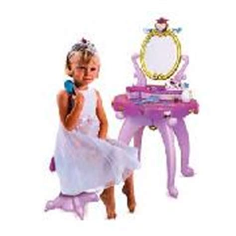 Disney Princess Dressing Table And Stool by Vanity Unit Vanity Dessing Table Character Toys