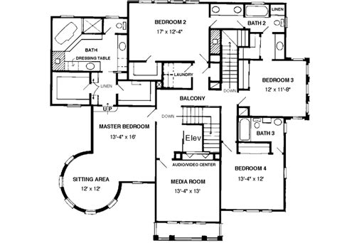 monsterhouseplans com farm style house plans 4021 square foot home 2 story
