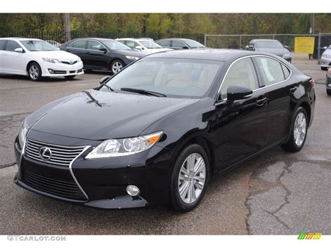 black lexus 2014 2014 obsidian black lexus es 350 116369900 photo 2
