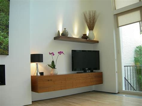Floating Cabinets by Awesome Floating Media Cabinet Designs Decofurnish