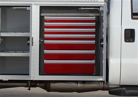 service body sliding drawers crane bodies knapheide website