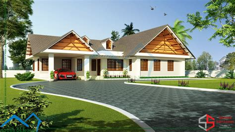 home design european style european style single floor villa in 2000 square feet with