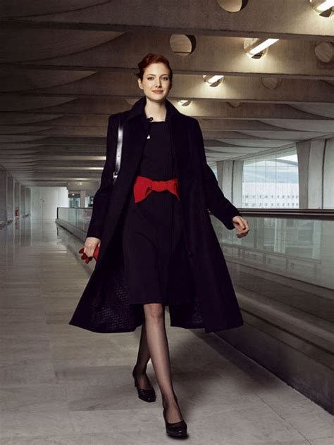 Flight Attendant Fashion by Flight Attendant Uniforms The Best In High Fashion
