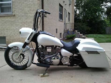 bad custom road silverado 1700 buy yamaha road bagger on 2040 motos