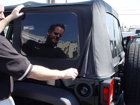 Jeep Jk Top Removal Go Lowering The Sunrider Soft Top On A 2007 Jeep