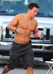 mark walhberg ditches his tough guy image and helps an