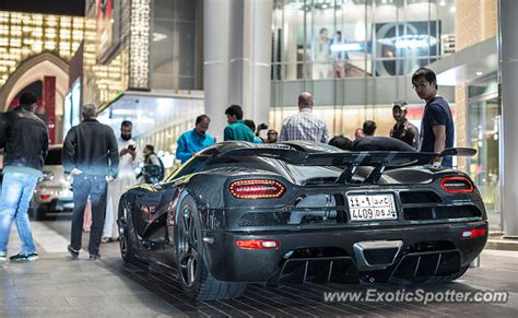 koenigsegg uae koenigsegg agera r spotted in dubai united arab emirates