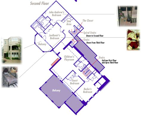jonbenet ramsey house floor plan ramsey house interior photos