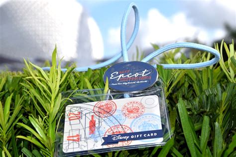 Epcot Gift Card - wdwthemeparks com news new gift card designs for the 2017 epcot international food