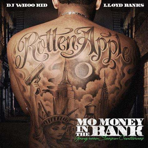 lloyd banks back tattoo lloyd banks back