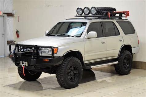 2001 Toyota 4runner Roof Rack Jt3hn86r719059198 2001 Toyota 4runner Sr5 Lifted Roof