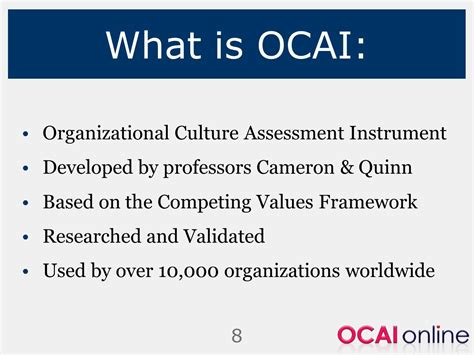 organizational culture assessment instrument template organizational culture assessment instrument