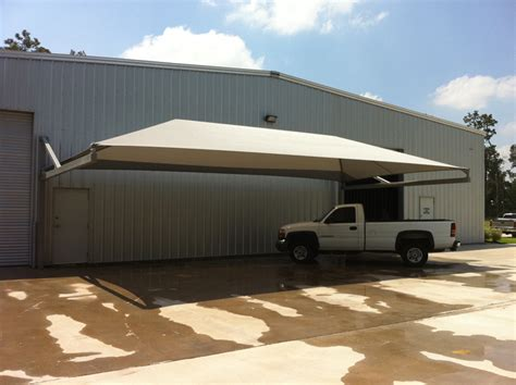 awning for cer car wash shade structures shade sails canopies awnings