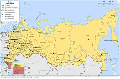 russian visa map russia 187 travel