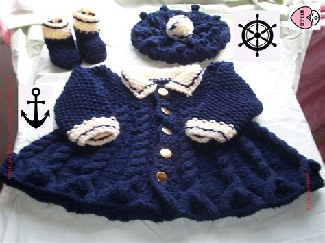 chunky wool knitting patterns for babies baby coat hat booties knitting pattern in chunky yarn