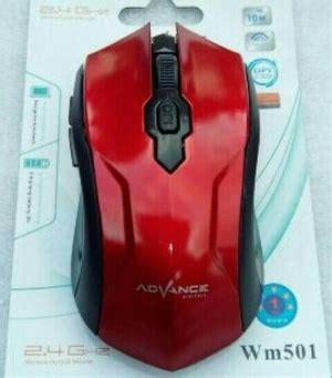 Advance Wm501 A Wireless Mouse mouse wireless advance wm501 wolusiji