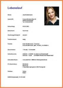 Vorlage Tabellarischer Lebenslauf Schülerpraktikum 9 Lebenslauf Sch 252 Lerpraktikum Muster Transition Plan Templates