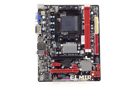 Motherboard Biostar A960d s am3 amd 760g biostar a960d matx
