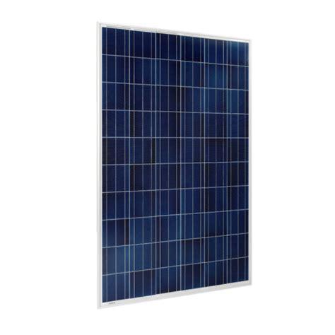 Intenergy 250W Poly Solar Panel   Plug In Solar