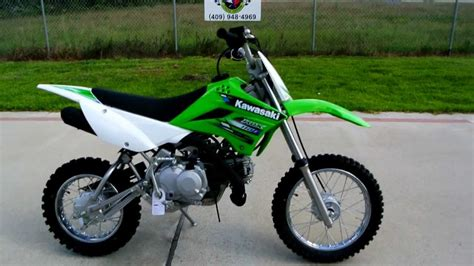 kids motocross bikes overview and review 2013 kawasaki klx110l dirt bike pit