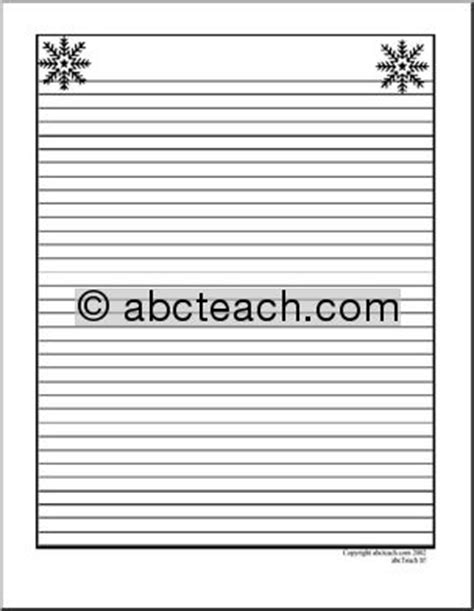 lined paper with volcano border elementary writing paper with borders lined border paper