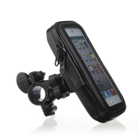 phone holder for bike bicycle waterproof phone pouch handlebar mount holder for iphone5 us 7 89 sold out