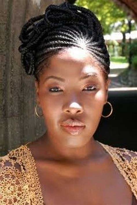 african braids updos 20 braids hairstyles for black women hairstyles