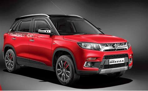 Maruti Suzuki Models And Prices Maruti Suzuki Vitara Brezza Petrol Model To Be Launched