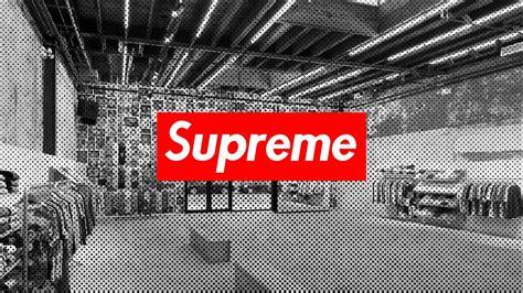 supreme brand supreme hd wallpaper background image 2000x1125 id