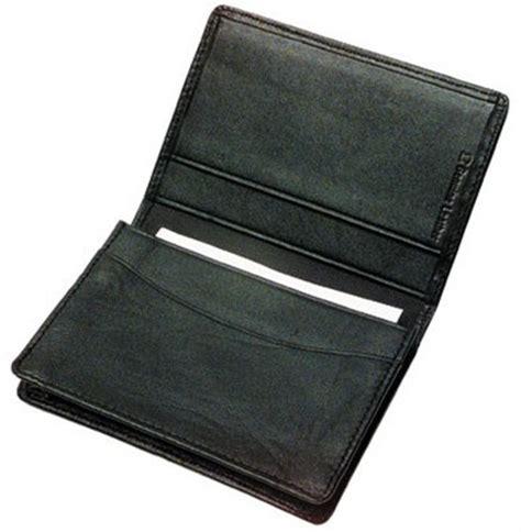 Portable Business Card Holder