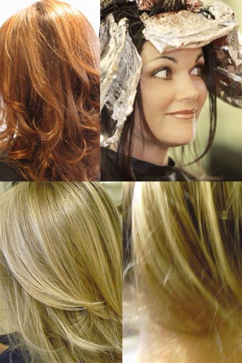 highlight techniques foils vs balayage balayage hair color pictures