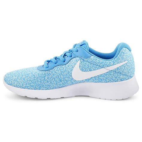 nike sneaker for high discount nike tanjun print sneaker blue nike