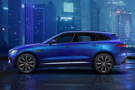 jaguar f pace all new jaguar f pace revealed in first uncensored
