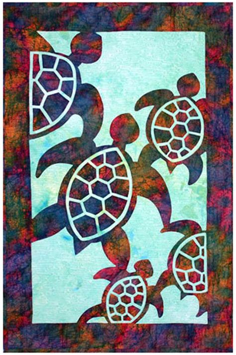 Pacific Quilt Company by Herd Of Turtles Quilt Pattern Pacific Quilt Company