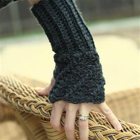 free pattern wrist warmers 48 marvelous crochet fingerless gloves pattern diy to make