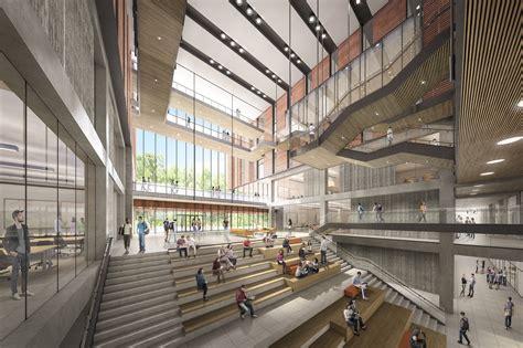 Interior Design University Of Toronto Perkins Will Unveils Building For The University Of