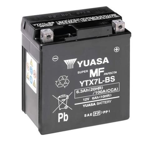 Motorrad Batterie Ytx7l Bs by Yuasa Ytx7l Bs Yu Motorrad Batterie Akku 7 50 Eur Pfand