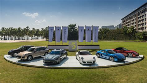 Porsche Golf Cup by Archive 2015 The 5th Porsche Golf Cup China Final Wraps
