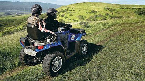 atv rear seat and passenger seat trail pro