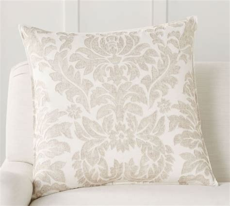 Embroidered Pillow Cover by Embroidered Pillow Cover Pottery Barn