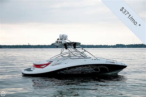 seadoo boat dealer sea doo 2008 used boat for sale in sarasota florida