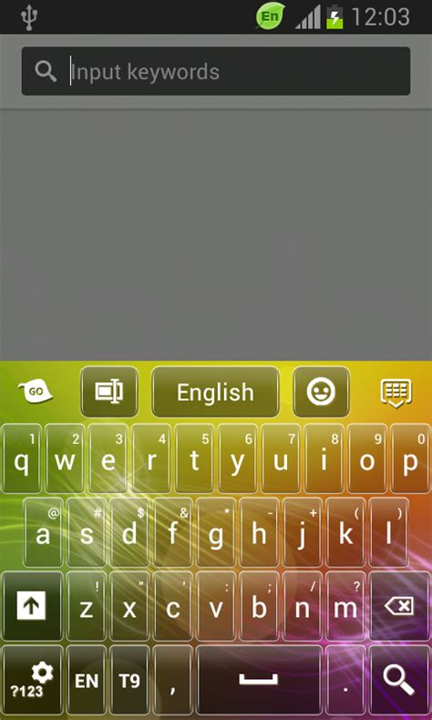 keypad themes app color keypad theme for samsung free android app android