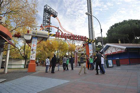 entrada parque atracciones madrid ofertas entradas parque atracciones madrid ofertas y