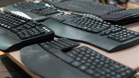 comfortable keyboard the most comfortable ergonomic keyboard today tested